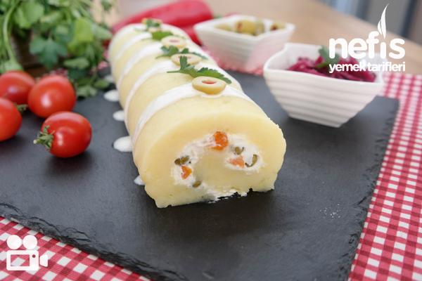 Patates Rulo Tarifi