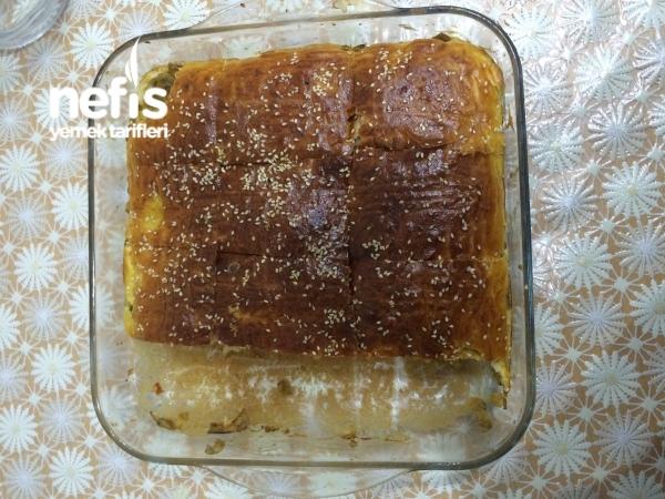 Patlıcanlı Ekmek