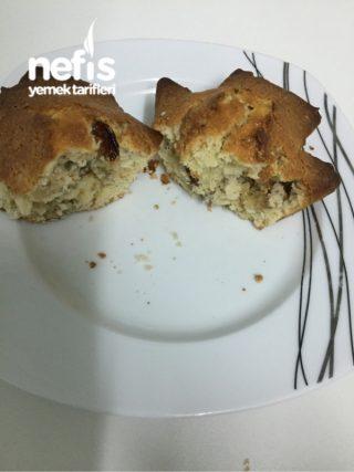 Üzümlü Cevizli Kek(tam Kıvamında)