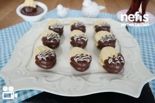 Kıyır Kıyır Çikolatalı Kurabiye Tarifi Videosu