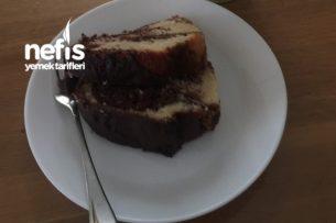Çikolatalı ve Sade Yumuşak Kek Tarifi