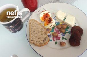 Diyet Kahvaltı 1. Gün Tarifi