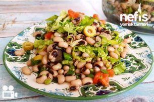 Nefis Börülce Salata Videosu Tarifi