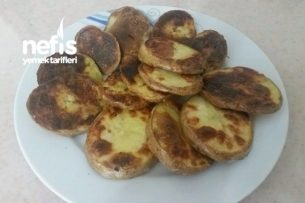 Tavada Köz Patates Tarifi