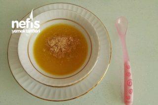 Bebeklere Balkabağı Çorbası Tarifi