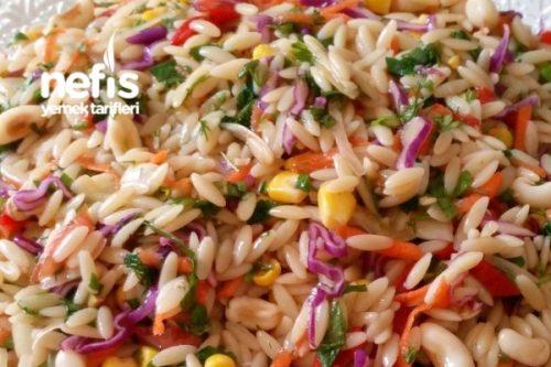 Rengarenk Gün Salatası Tarifi