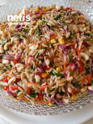 Rengarenk Gün Salatası