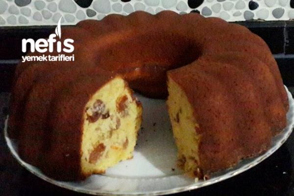 Üzümlü Kek (Hazır Tadında) Tarifi