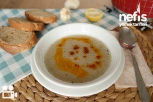 Şifa Niyetine Tavuk Çorbası Videolu Anlatımı Tarifi