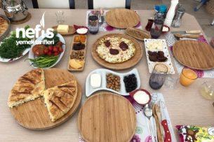 Bahar Şenliğinde Pazar Kahvaltısı Tarifi