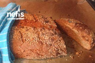 Çavdar Ekmeği (Atalık Buğday Unundan) Tarifi