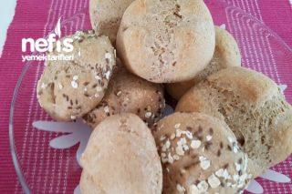 Kahvaltılık Ekmek (Brötchen) Tarifi