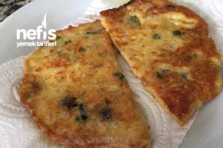 Omlet (+1 Yaş) Tarifi