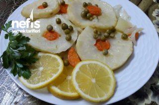 Portakal Sulu Kereviz Yemeği Tarifi