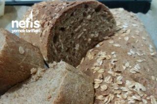 Evde Tam Buğday Ekmeği Tarifi