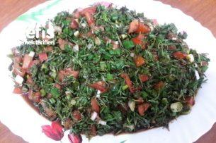 Kekik Salatası Tarifi