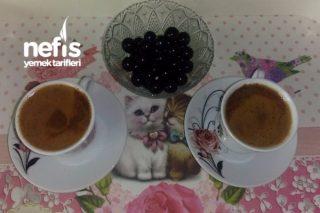 Sütlü Çikolatalı Türk Kahvesi Tarifi