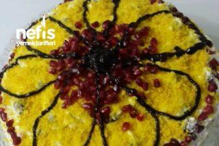 Zerdaçallı Pasta Tarifi