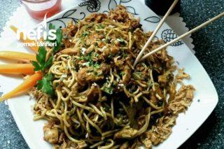 Çin Makarnası (Chinapfanne ) Tarifi