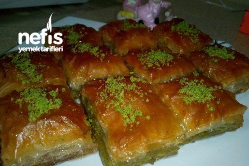 ÇITIR BAKLAVA Enfes Yemek Tarifleri