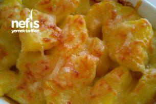 Pratik Ve Çok Lezzetli Patatesler Tarifi