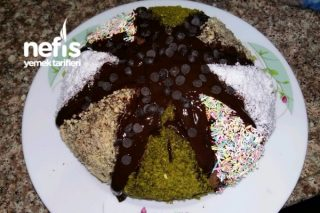 Çikolatalı Yanar Dağ Pastası Tarifi