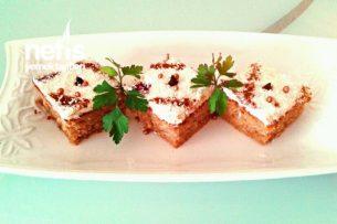 Muhteşem Elmalı Tarçınlı Islak Kek Tarifi