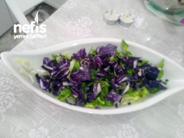 Süslü Salata
