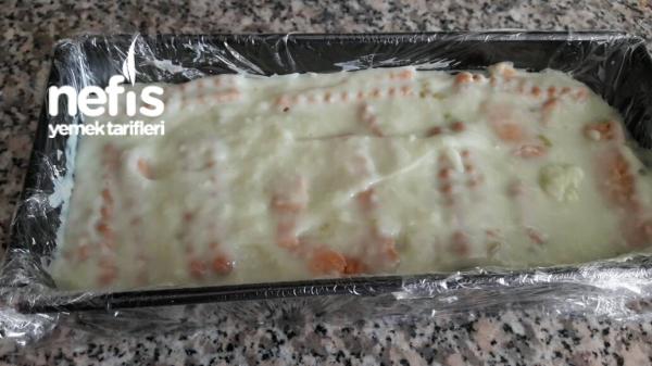 Antep Fıstıklı Kolay Pastam