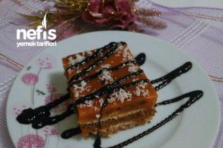 Nefis Havuçlu Pasta (Yapım  Aşamalarıyla) Tarifi