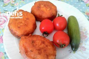 Kahvaltılık Peynirli Puflar Tarifi