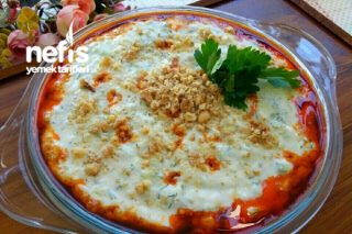 Yoğurtlu Patates Ve Salatalık Mezesi Tarifi