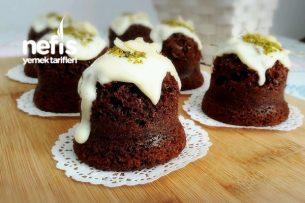 Yumuşacık Fincan Kek (Fırınsız) Tarifi