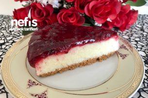 Harika Yaz Pastası ( Çok Pratik Ve Çok Lezzetli) Tarifi