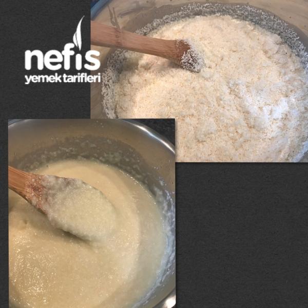 Harika Yaz Pastası ( Çok Pratik Ve Çok Lezzetli)