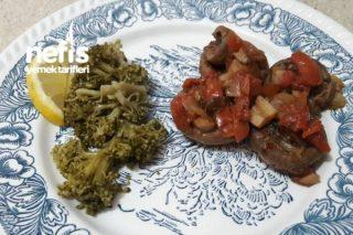 Mantar Ve Brokoli Tarifi