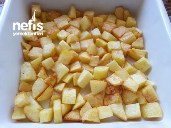 Parmak Yediren Fırın Patates