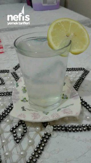 Limonlu Su Kürü