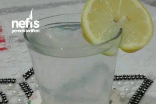 Limonlu Su Kürü Tarifi