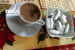 Nutella Aromalı Türk Kahvesi Tarifi