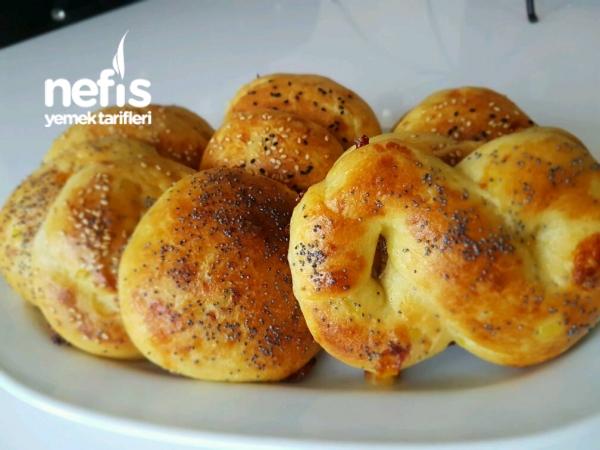 Patatesı Ve Peynırlerı Hamurun Da Pogaca(bence Süper)