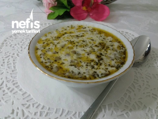 Cimcik Çorbası (Amasya Yöresi)