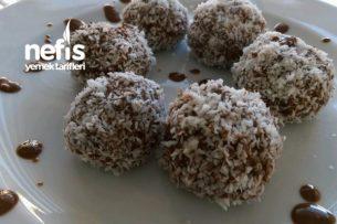 Kahvaltılık Çikolatadan Müthiş Kurabiye Tarifi