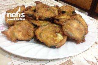 Yumurtalı Patlıcan Kızartması Tarifi