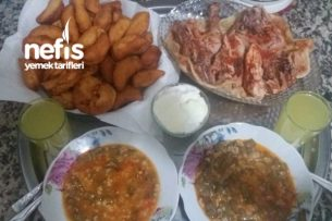 Aile İçi Akşam Yemeğimiz Tarifi