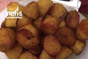 Fırında Patates Gözlemesi Tarifi