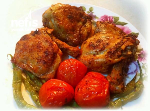 Lokum Kıvamında Tavuk Pirzola