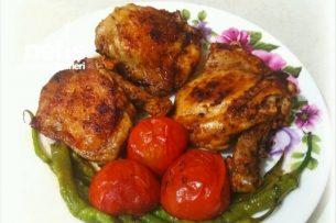Lokum Kıvamında Tavuk Pirzola Tarifi