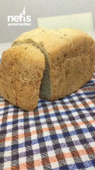 Ev Ekmeği (makinede)