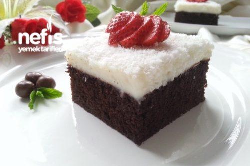 Kakaolu Gelin Pastası (Duble Islak) Tarifi